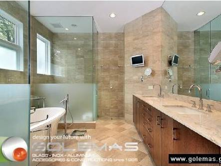 Glass Shower Enclosures